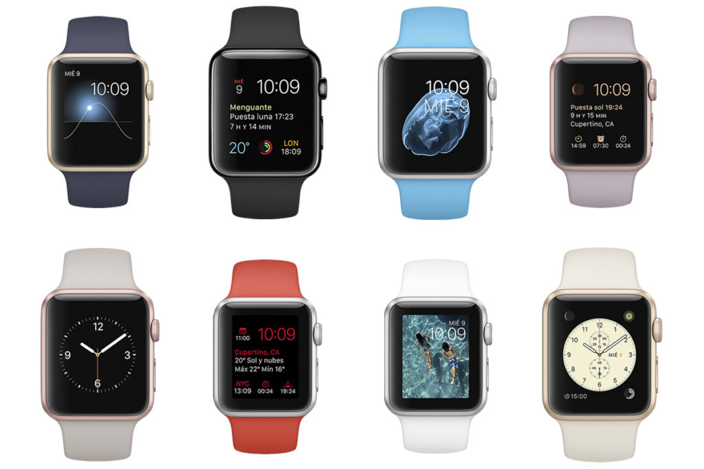 El Apple Watch lidera las ventas de smartwatches - apple-watch-editions