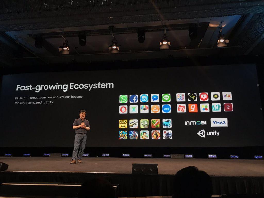Samsung tiene planes de expandir Tizen a todo el mundo - apps-counter