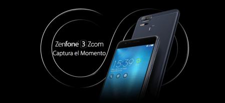 ASUS Zenfone 3 Zoom llega a México