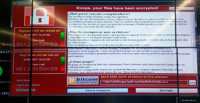 ataque ransomware telef Atacan la red corporativa de Telefónica y demás empresas españolas