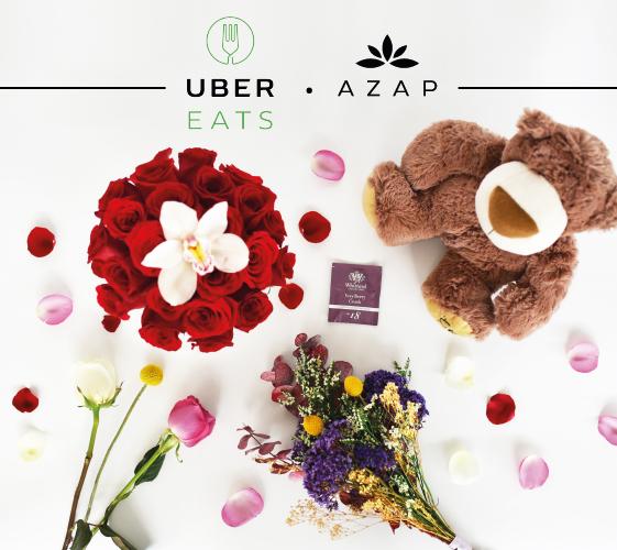 Para el día de las Madres, AZAP entregará flores y regalos a través de UberEATS - azap-flores-y-regalos-se-une-a-ubereats-para-el-dia-de-las-madres_1