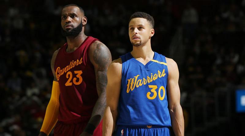 Cavaliers vs Warriors, Juego 1 Final NBA 2017 | Resultado: 91-113 - cavaliers-vs-warriors-juego-1-final-nba-2017