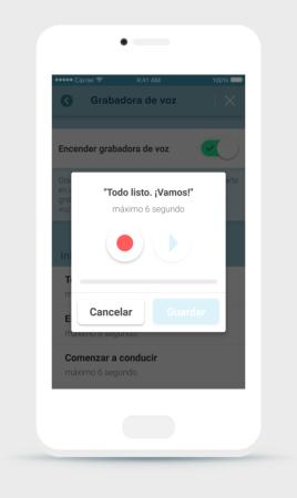 Waze ahora te permite grabar tus propios comandos de voz - comando-de-voz-waze_1