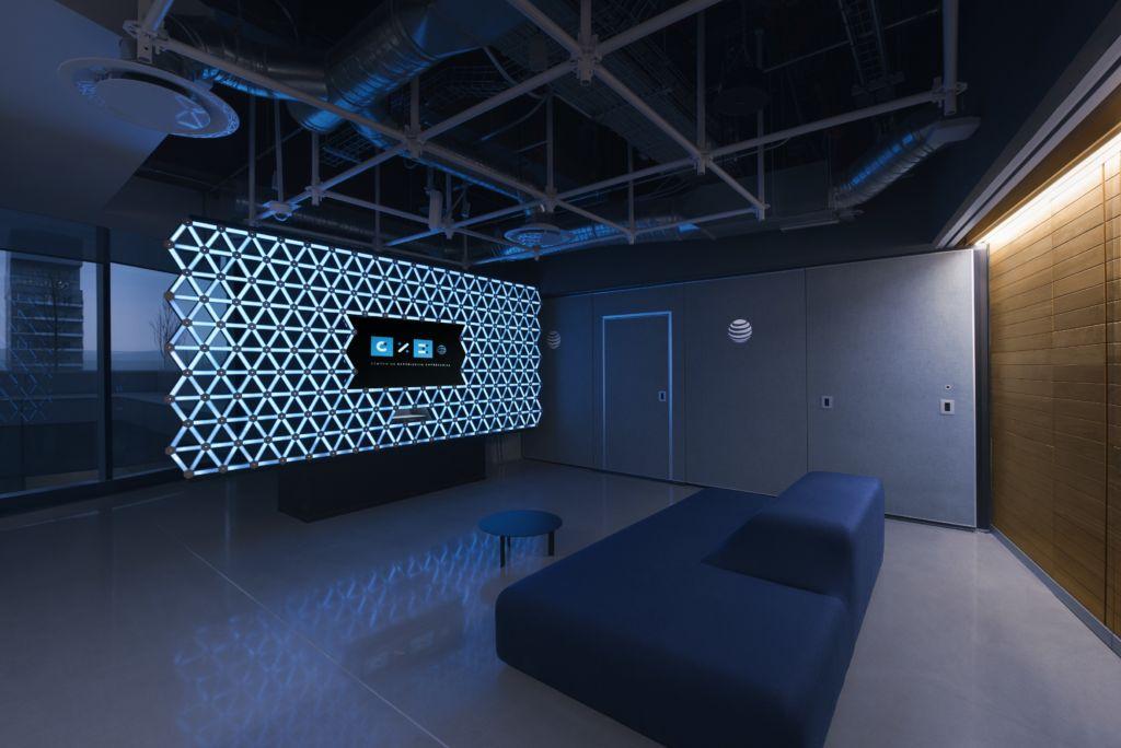 AT&T inaugura su primer Centro de Experiencia Empresarial en América Latina - cxe-01