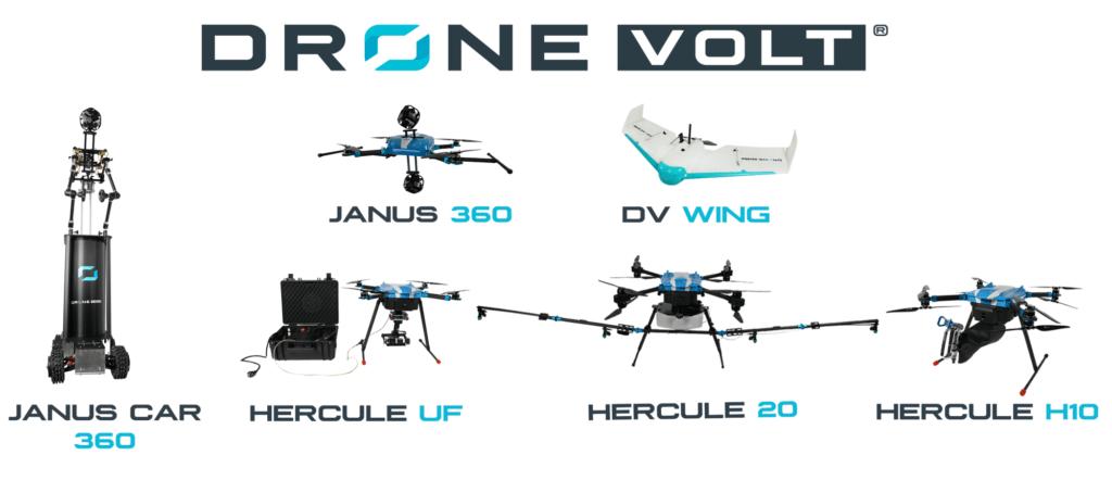 Drone Volt llega a México con soluciones innovadoras en drones civiles y profesionales - dronevolt_mx