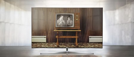 Evolución del televisor, de la televisión mecánica hasta el televisor QLED