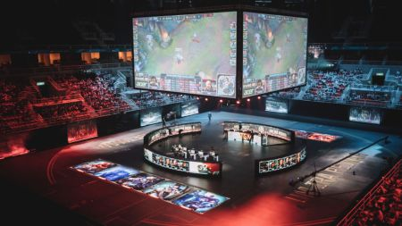 SK Telecom T1, Team WE, Flash Wolves y G2 eSports van por el triunfo del MSI