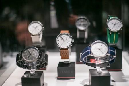 Timex presenta nuevas colecciones de relojes: Fairfield Chrono y Midnight