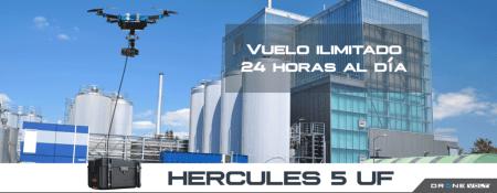 Drone Volt llega a México con soluciones innovadoras en drones civiles y profesionales