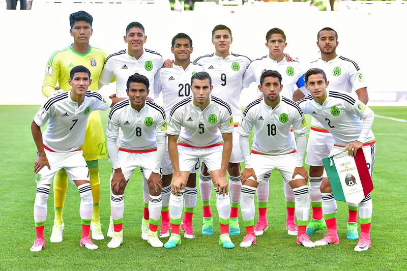 A qué hora juega México vs Senegal en el Mundial Sub 20 2017 y en qué canal verlo - horario-mexico-vs-senegal-sub-20-mundial-2017