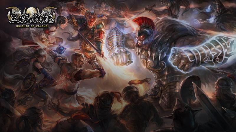 Knights of Valour ya disponible para PlayStation 4 - knights-of-valour-playstation-4
