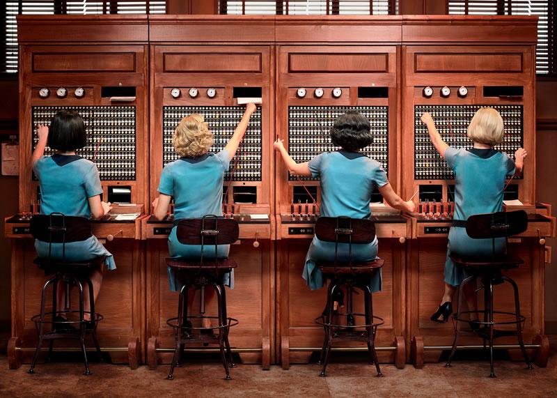 Las Chicas del Cable tendrán segunda y tercera temporada en Netflix - las-chicas-del-cable-temporada-2-y-3