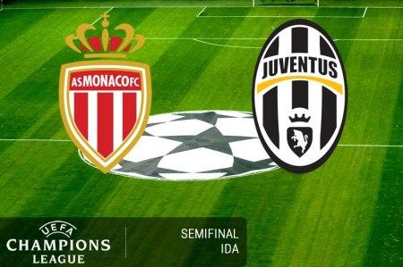 Mónaco vs Juventus, Semifinal de Champions 2017 | Resultado: 0-2