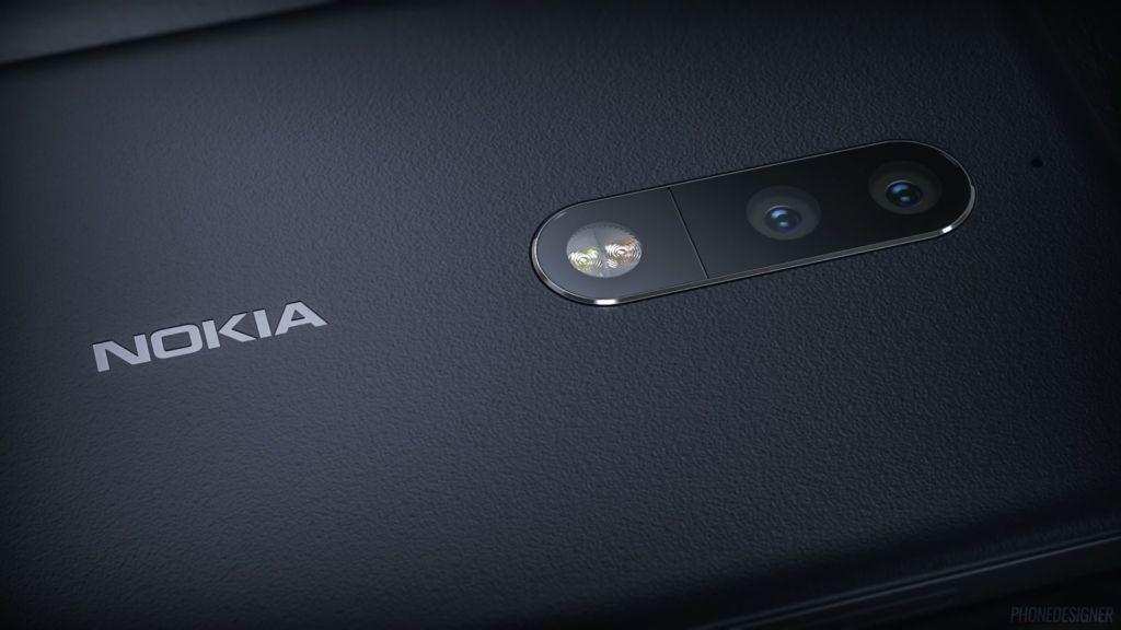 Un Nokia 9 con 8 GB de RAM aparece en Geekbench - nokia-9-concept