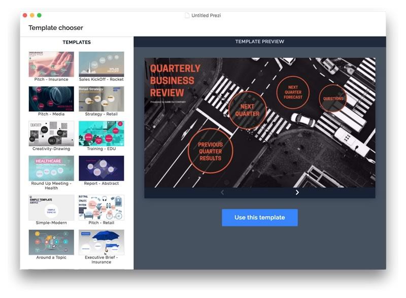 prezi next crear presentaciones online Prezi Next: para crear, presentar y analizar presentaciones
