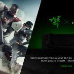 Razer lanza periféricos para Destiny 2