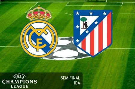 Real Madrid vs Atlético de Madrid, Semifinal Champions 2017 | Resultado: 3-0