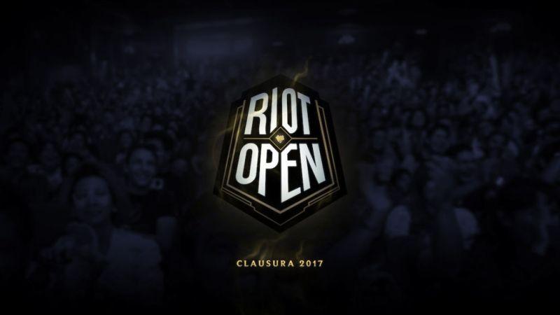 Riot Open: Clausura 2017 ¡Inscripciones abiertas! - riot-open-inscripciones-abiertas-800x450