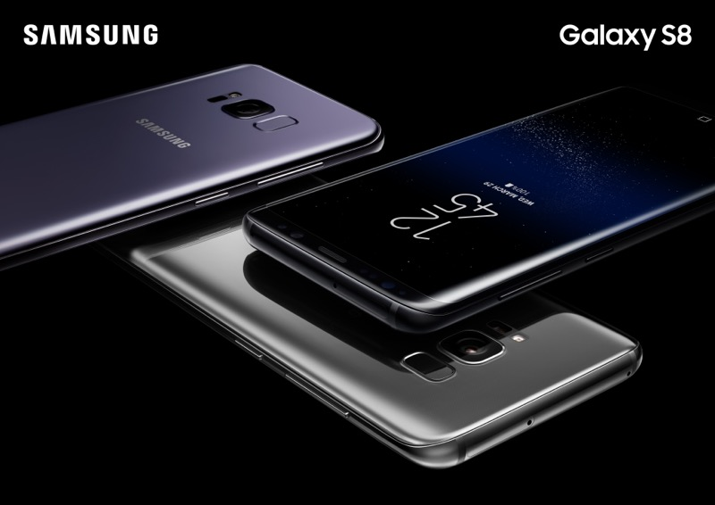 samsung galaxys8 800x566 Preventa exclusiva de Galaxy S8 la más exitosa en la historia de Samsung México
