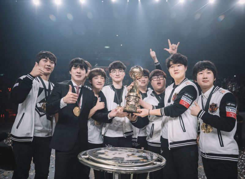 sk telecom t1 1 800x584 SK Telecom T1 los bicampeón del Mid Season Invitational de League of Legends