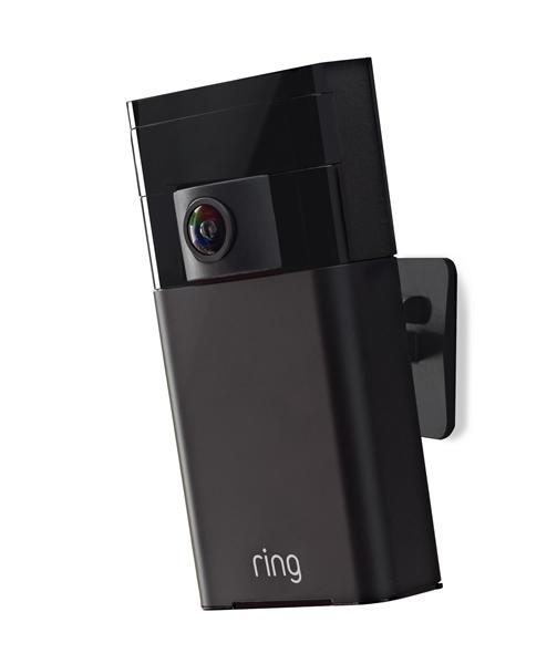 Ring, el primer video-timbre inteligente llega a México - stick_up_cam