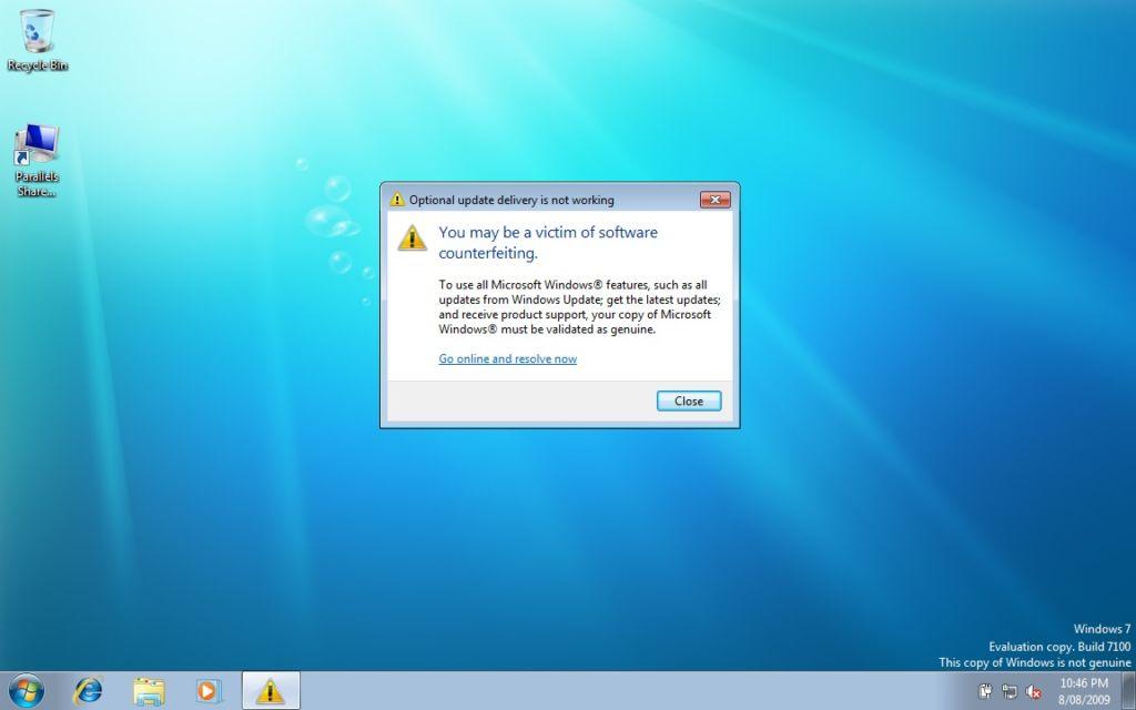 Versiones piratas de Windows ayudaron a propagar WannaCry por China y Rusia - wannacry-windows-not-genuine
