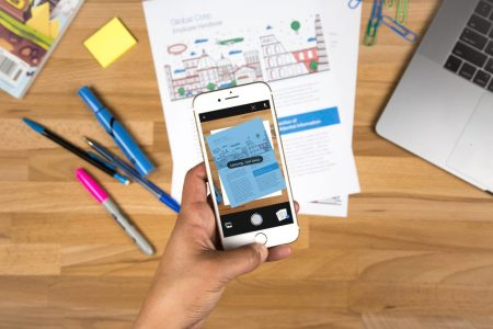 Adobe Scan: escanea y convierte a PDF directo desde tu smartphone