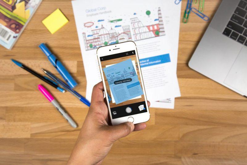 Adobe Scan: escanea y convierte a PDF directo desde tu smartphone - adobe-scan-iphone