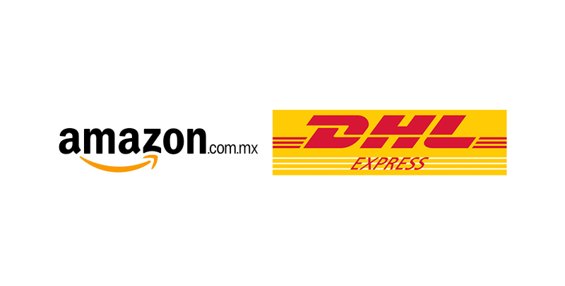 Amazon México y DHL Express presentan: Comprar Envío, solución para simplificar envíos - amazon-dhl-express-800x406