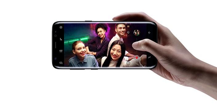 camara s8 2 Conoce más de la cámara del Samsung Galaxy S8