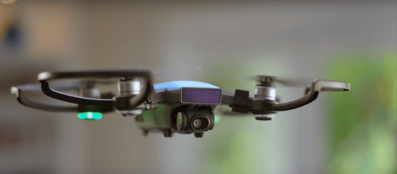 Llega a México Spark, el primer dron que se controla con las manos - captura-de-pantalla-2017-06-20-19-04-21-800x351