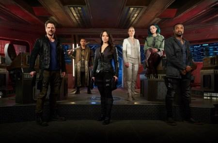 Syfy anuncia el estreno de la tercera temporada de Dark Matter