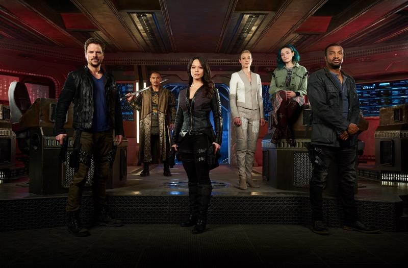 dark matter s3 syfy 3 800x525 Syfy anuncia el estreno de la tercera temporada de Dark Matter