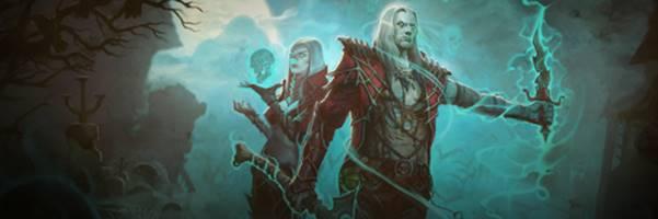 Conoce la historia de los Nigromantes, la nueva clase de Diablo III - diablo-iii