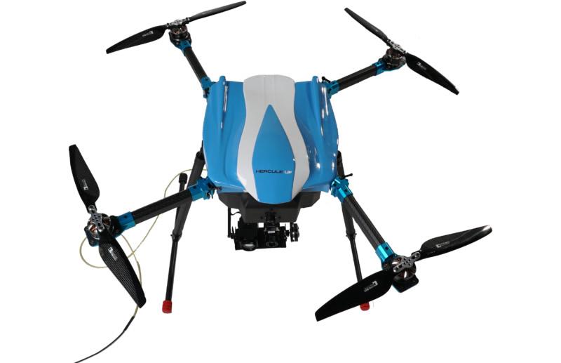 DroneVolt busca distribuidores de sus drones en México - dronevolt-drones-mexico