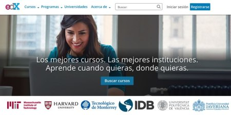edX, plataforma de cursos gratis en línea, ahora en español