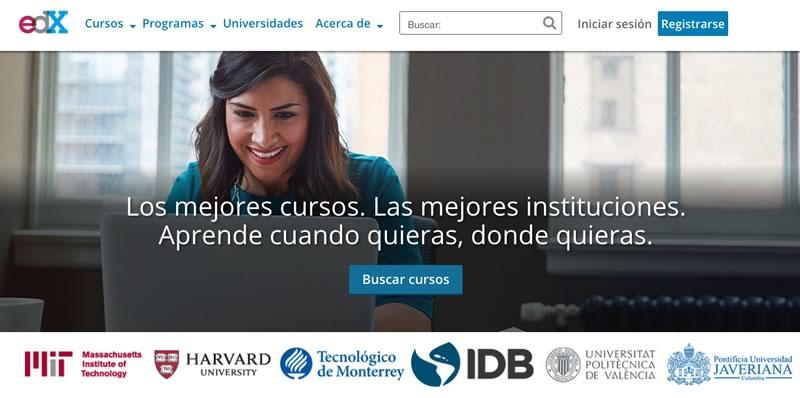 edX, plataforma de cursos gratis en línea, ahora en español - edx-cursos-gratis-online