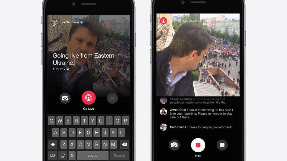 Facebook actualizará Mentions y la enfocará a creadores de contenido - facebook-mentions
