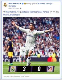 ¿Quién gana la UEFA Champions League 2017 en las redes sociales? - fcb-twitter