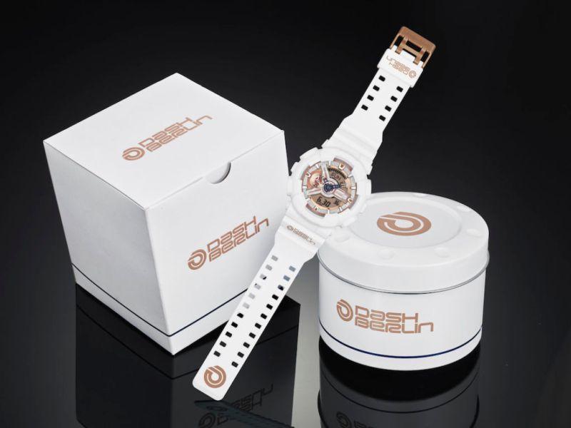 G-Shock en colaboración con el DJ Dash Berlin crean lo mejor de ambos mundos: visión y tecnología. - g-shock-y-dash-berlin-800x600