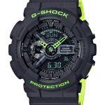 G-Shock presenta su nueva serie Layered Neon Color - ga-110ln-8a_jf_dr