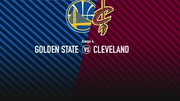 golden state vs cleveland juego 4 final nba 2017 Warriors vs Cavaliers, Juego 4 Final NBA 2017 | Resultado: 116 137