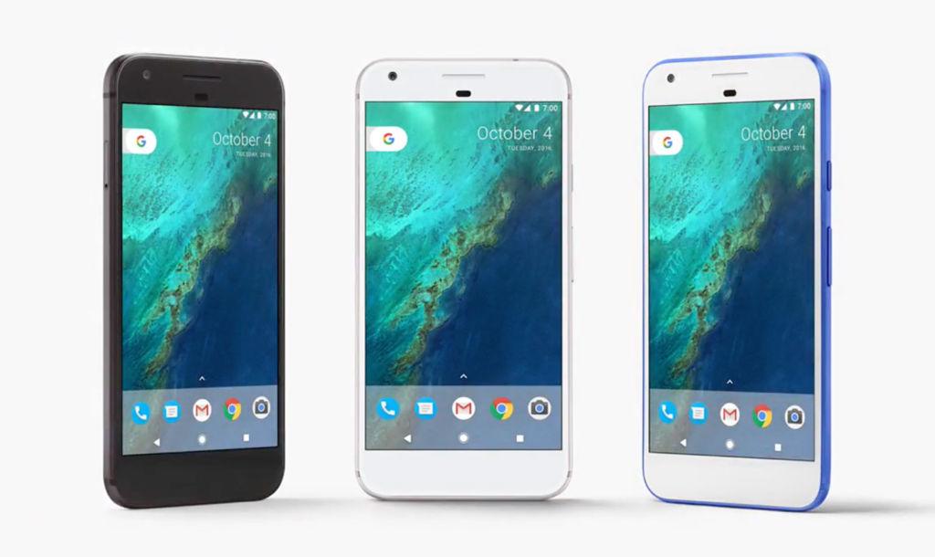 Google ofrecerá hasta 3 años de actualizaciones para sus dispositivos - google-pixel-colors