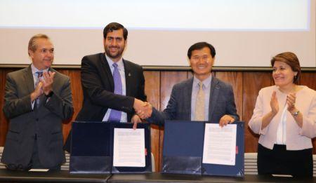 Samsung y el ITESM firman alianza para impulsar proyectos de innovación en Queretaro