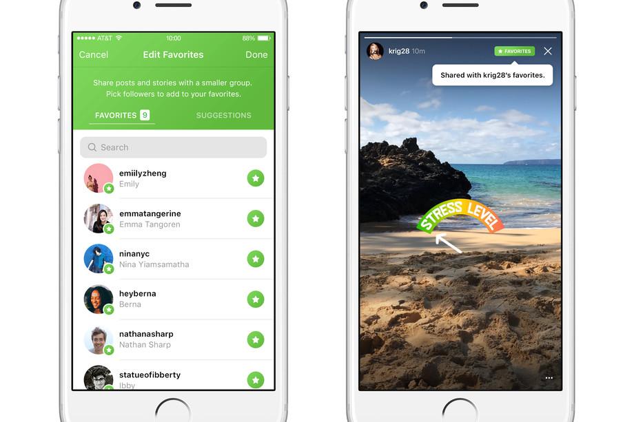 Favoritos de Instagram: comparte contenido sólo con tus más cercanos - instagram-favorites