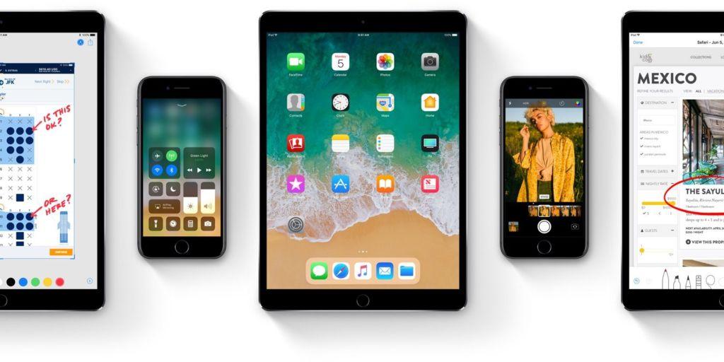 iOS 11 le dice adiós a los 32 bits - ios-11-devices
