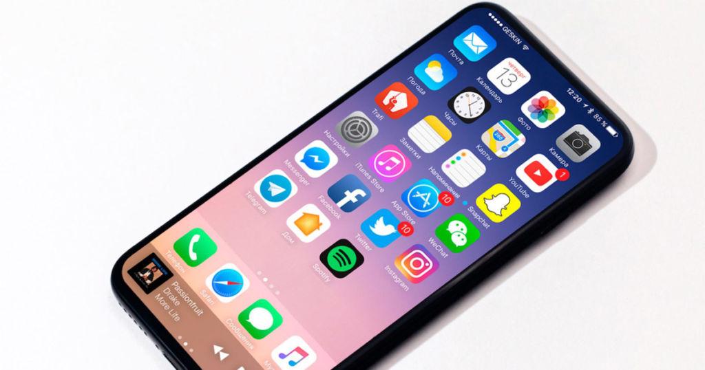 """Esquemas """"finales"""" del iPhone 8 y del 7S Plus aparecen en la web - iphone-8-render2"""