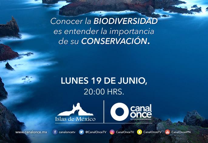 islas de mexico postal Documental Islas de México se estrena este 19 de junio en Canal Once