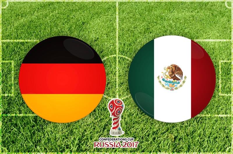 México vs Alemania, Semifinal Confederaciones 2017   Resultado: 1-4 - mexico-vs-alemania-semifinal-confederaciones-2017