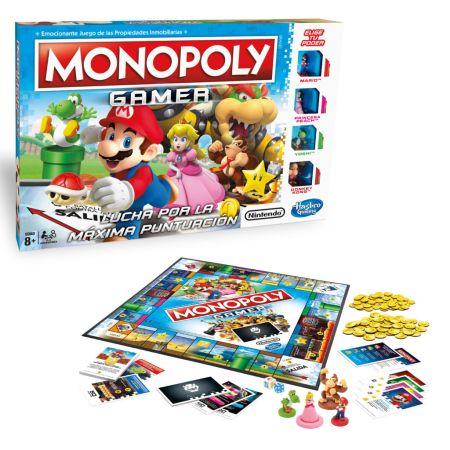 """Hasbro y Nintendo presentan """"Monopoly Gamer"""""""